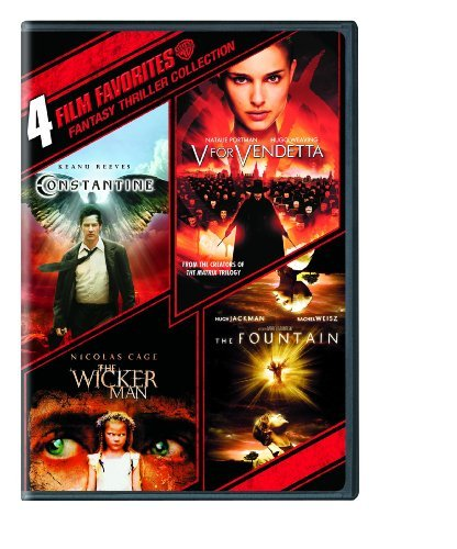 Fantasy Thrillers 4 Film Favorites Nr 4 DVD
