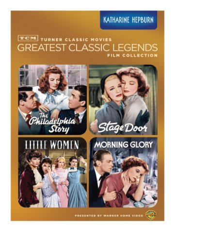 Legends Katharine Hepburn Tcm Greatest Classic Films Nr 4 DVD