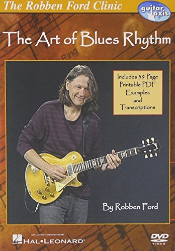 Art Of Blues Rhythm Ford Robben Nr