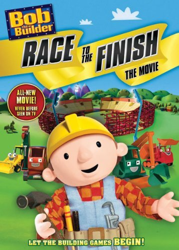 Race To The Finish Bob The Builder Nr
