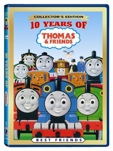 10 Years With Thomas Thomas & Friends Nr