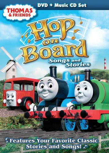 Hop On Board Songs & Stories Thomas & Friends Nr Incl. CD