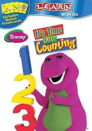 It's Time For Counting Barney Nr