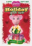 Angelina Holiday Gift Set Angelina Ballerina Nr 3 DVD
