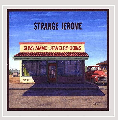 Strange Jerome Guns Ammo Jewelry Coins