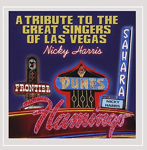 Nicky Harris Tribute To The Great Singers O