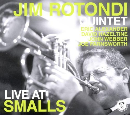 Jim Quintet Rotondi Live At Smalls