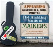 Amazing Music Of Mainers Vol. 1