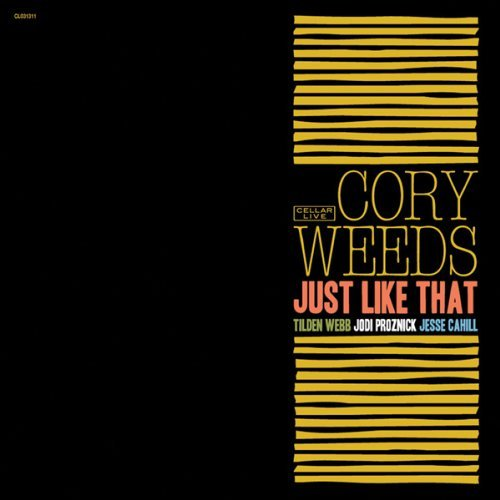 Cory Weeds Just Like That