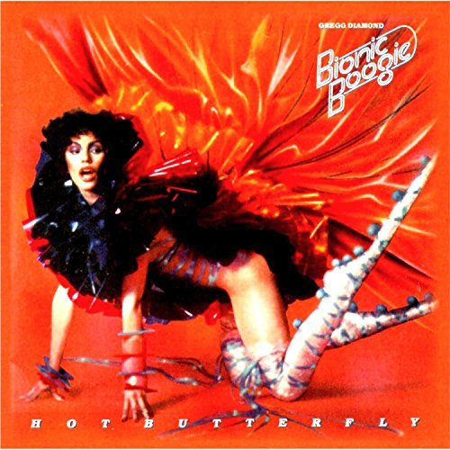 Greg & Bionic Boogie Diamond Hot Butterfly