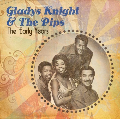Gladys Knight & The Pips Early Years