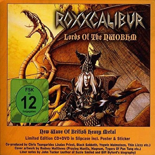 Roxxcalibur Lords Of Nwobhm 2 CD