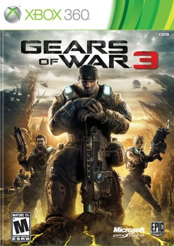 Xbox 360 Gears Of War 3 Microsoft Corporation M