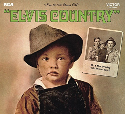 Elvis Presley Elvis Country 2 CD