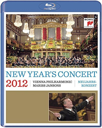 Mariss & Vienna Philha Jansons New Year's Concert 2012 Blu Ray Ws New Year's Concert 2012