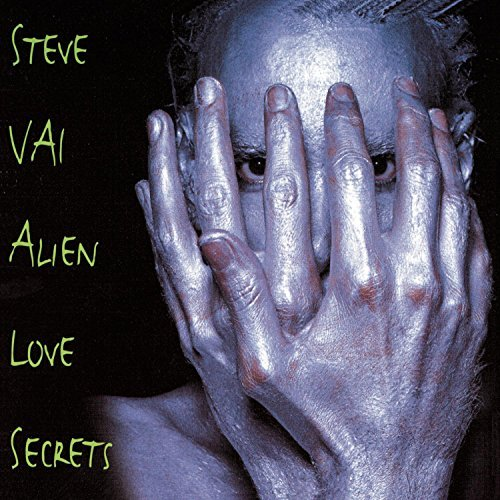 Steve Vai Alien Love Secrets