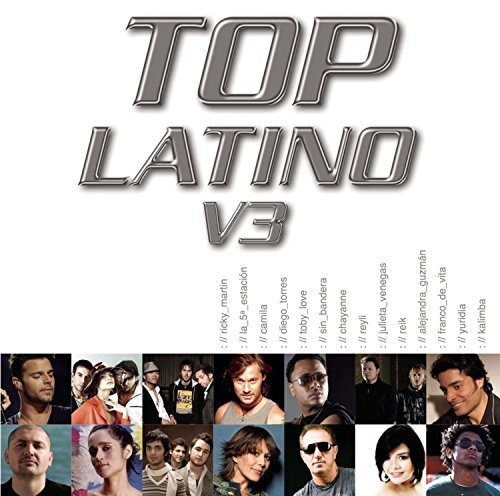 Top Latino Vol. 3 Top Latino