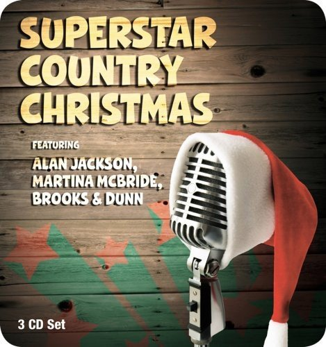 Superstar Country Christmas Superstar Country Christmas Import Can