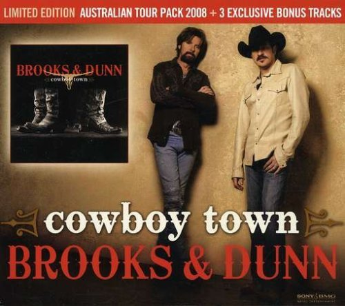 Brooks & Dunn Cowboy Town Import Aus
