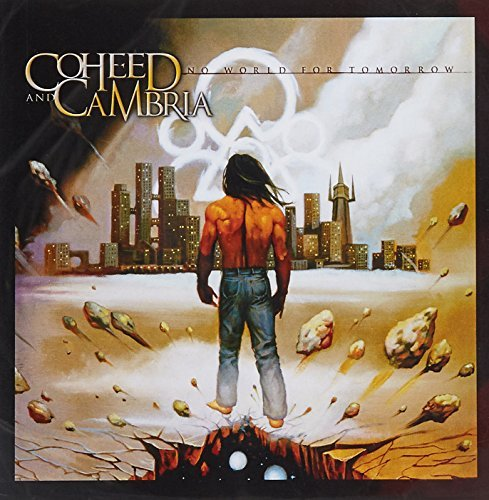 Coheed And Cambria No World For Tomorrow Explicit Version Slipsleeve