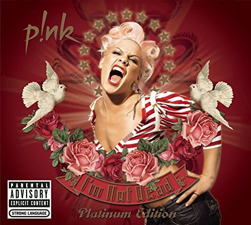 Pink I'm Not Dead Explicit Version Premium Versi Incl. DVD