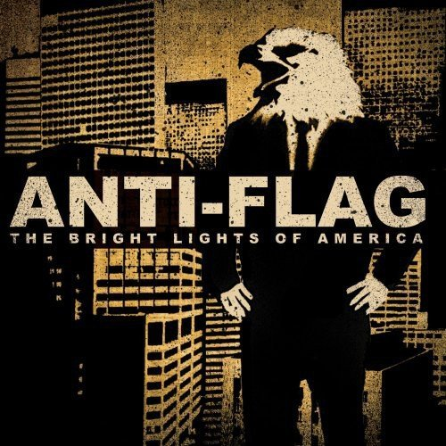 Anti Flag Bright Lights Of America Import Gbr