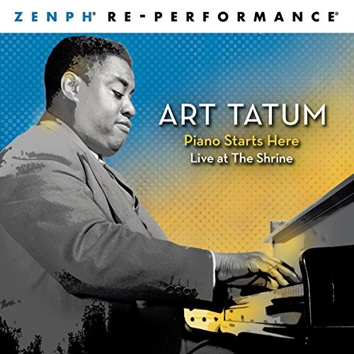 Art Tatum Piano Starts Here Live At The