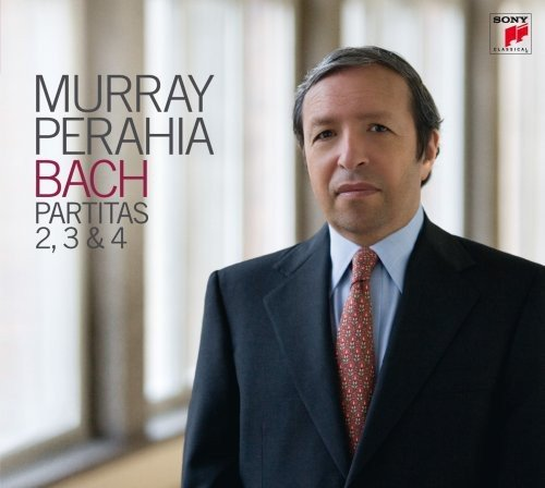 Murray Perahia Bach Partitas Nos. 2 3 & 4 Import Eu