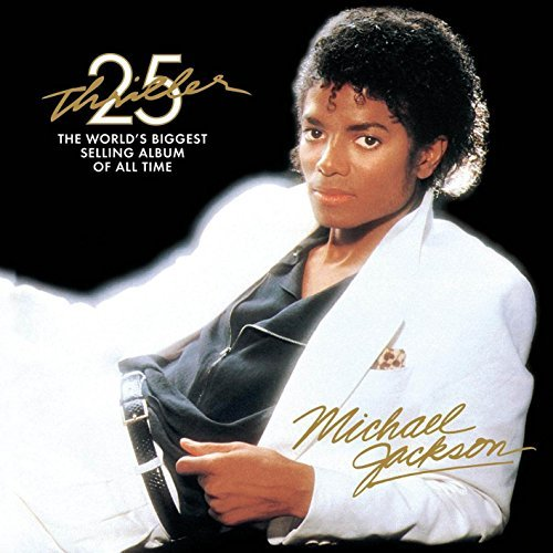 Michael Jackson Thriller 25th Anniversary Edit Double Vinyl 2 Lp Set