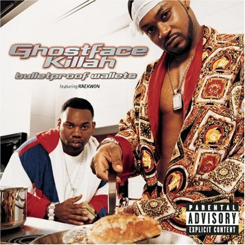 Ghostface Killah Bulletproof Wallets Explicit Version