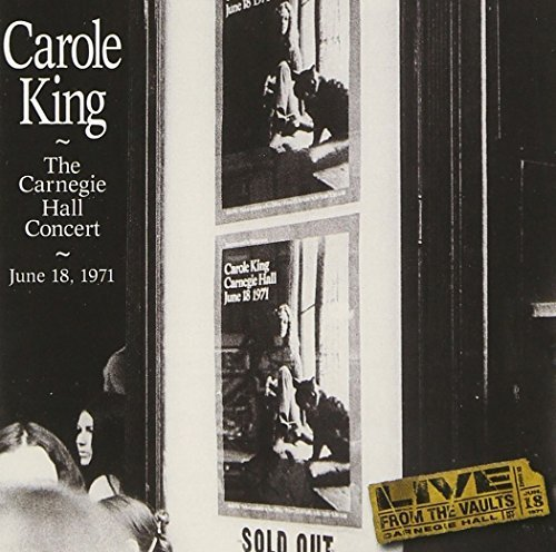 Carole King Carnegie Hall Concert June 18 Super Hits
