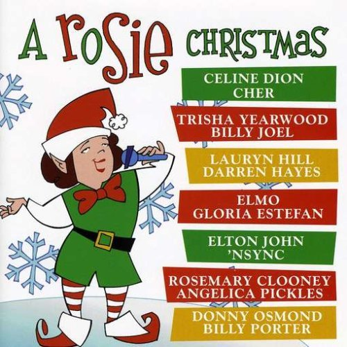 Rosie O'donnell Rosie Christmas N Sync Elmo John Yearwood