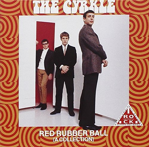 Cyrkle Red Rubber Ball (a Collection)