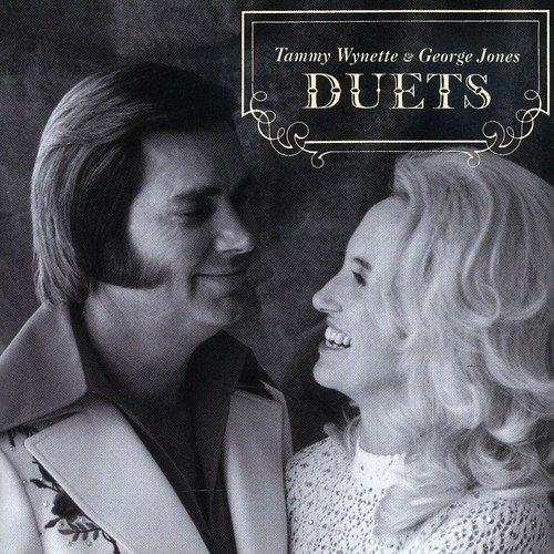 Tammy & George Jones Wynette Duets Import Aus