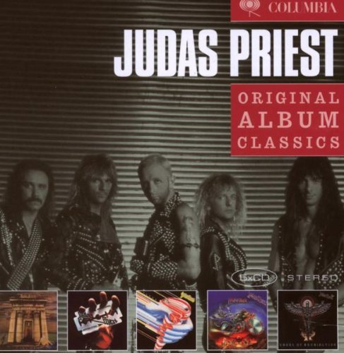 Judas Priest Original Album Classics Import Gbr