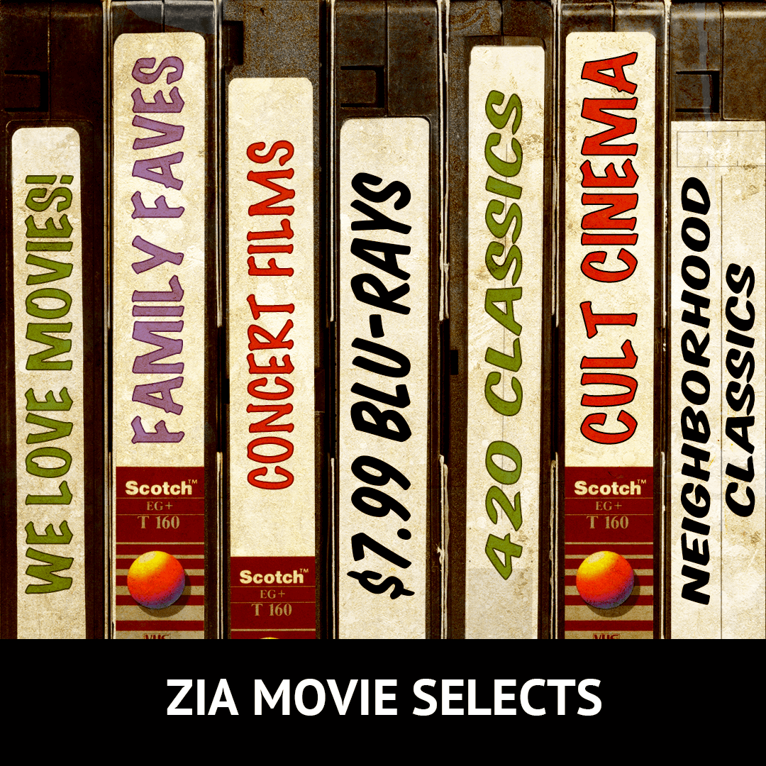zia movie selects