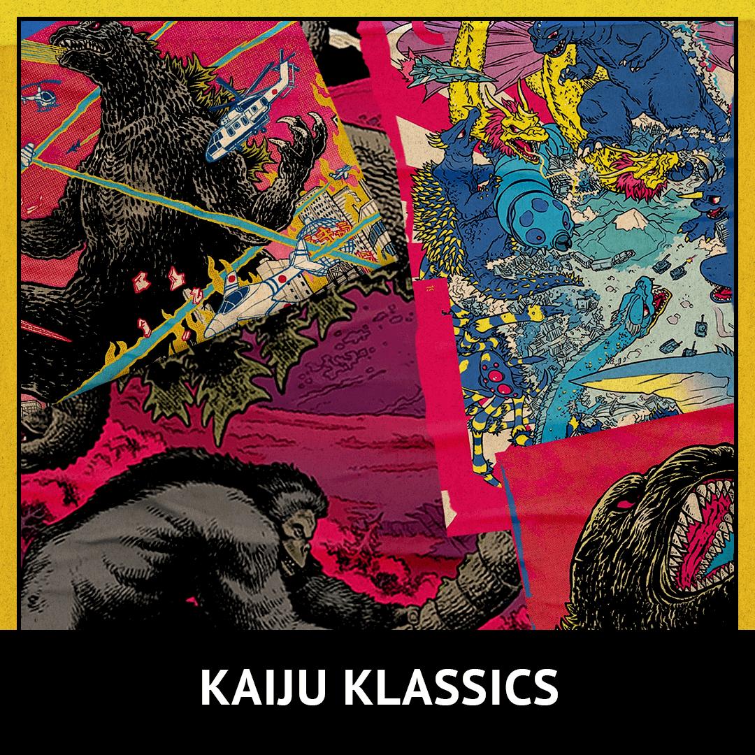 Kaiju Classics