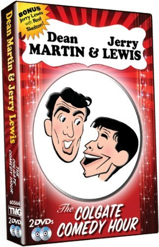 martin-dean-lewis-jerry-colgate-comedy-hour-1950-1955-nr