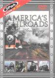 Steam Train Legacy America's Railroads Clr Bw Nr 3 DVD