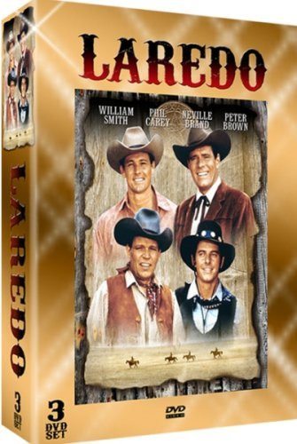 Laredo Best Of Season 1 Bw Nr 3 DVD