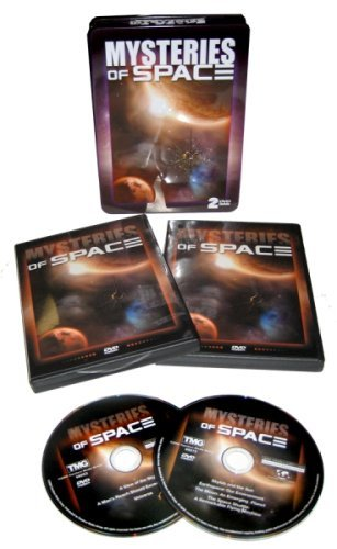 Mysteries Of Space Mysteries Of Space Tin Nr 2 DVD