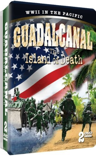 Guadalcanal The Island Of Deat Guadalcanal The Island Of Deat Tin Nr 2 DVD