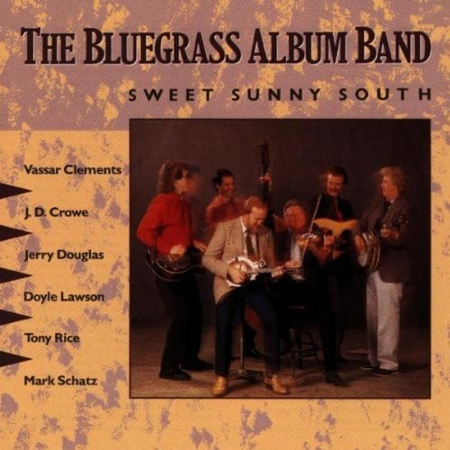 Bluegrass Album Band Vol. 5 Bluegrass Album