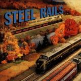 Classic Railroad Songs Vol. 1 Steel Rails Rodgers Acuff Krauss Mccoury Classic Railroad Songs