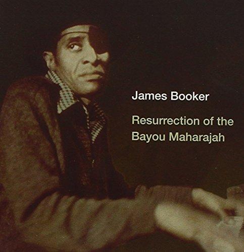 James Booker/Resurrection Of The Bayou Maha