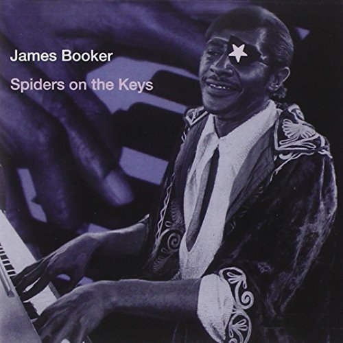 James Booker/Spiders On The Keys-Live