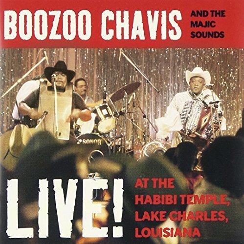 Boozoo Chavis/Live At The Habibi Temple Lake