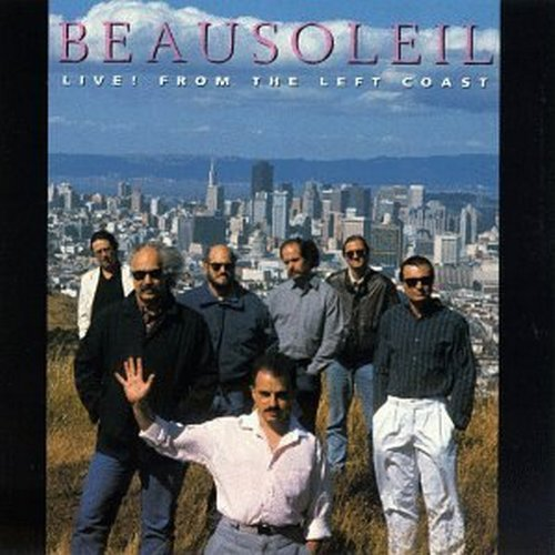 Beausoleil Live From The Left Coast