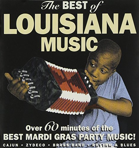Louisiana Music Best Of Louisiana Music Neville Meters Thomas Adams Buckwheat Zydeco Longhair