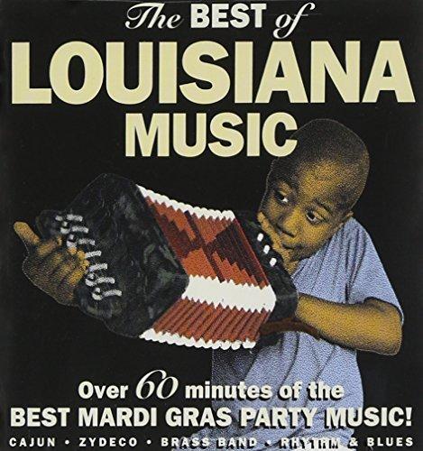 Louisiana Music/Best Of Louisiana Music@Neville/Meters/Thomas/Adams@Buckwheat Zydeco/Longhair